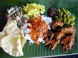 Malaysia's favourite meal