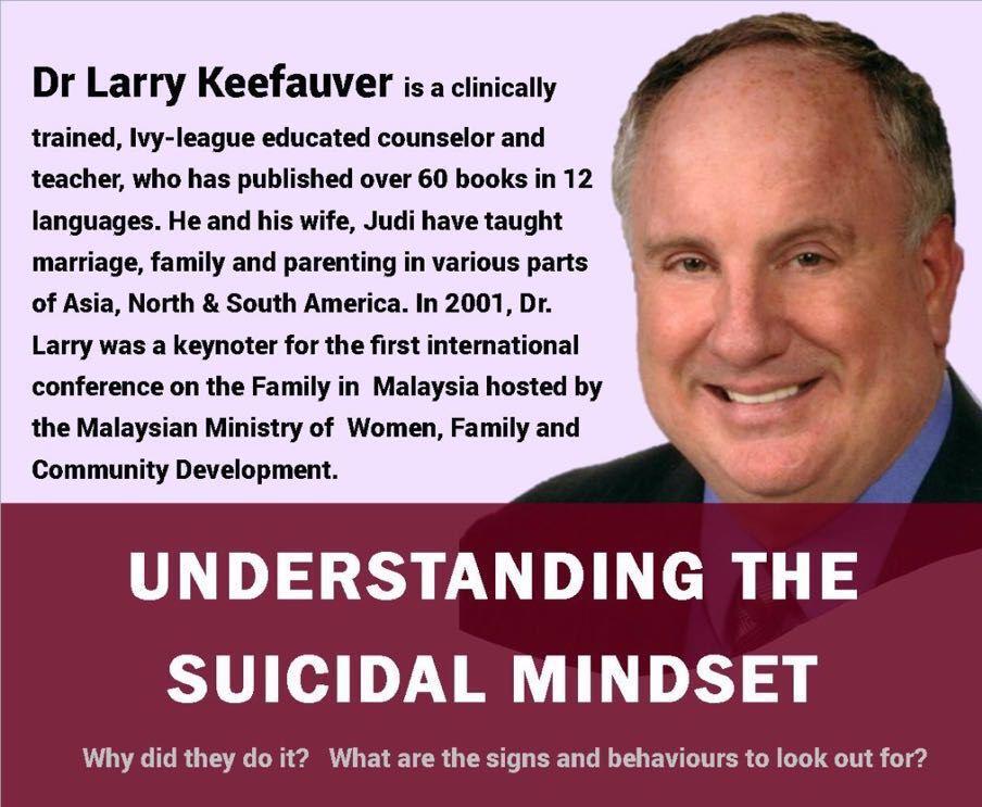 Dr Larry Keefauver